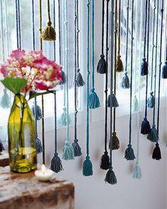 Необычные шторы: 30 дизайнерских решений - Ярмарка Мастеров - ручная работа, handmade