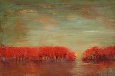 Painting-Kathryn Abernathy: Autumn Breeze