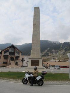 Monginevro - Col de Montgenèvre (F) mt. 1.854                                                       Coordinate: 44.932895,6.727978