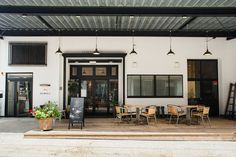 we could use this too to rockville example like outdoor indoor entrance as we discussed Cafe Interior, Shop Interior Design, Retail Design, Interior And Exterior, Retail Facade, Shop Facade, Cafe Restaurant, Restaurant Design, Café Bistro