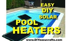 easy diy solar pool heater