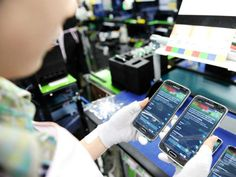 Production Ratio Samsung chip for Apple's decline