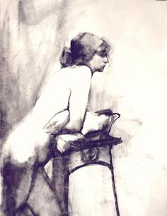 Paul W Ruiz (Australian) - Figure drawing