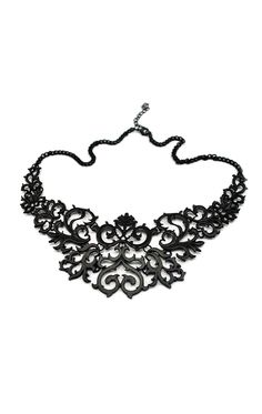 Baroque Frame Necklace (SOLD OUT), THE CULTLABEL