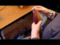 Judith MacKenzie spinning color repeats
