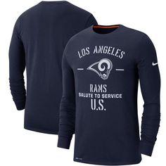 NFL Youth Boys Gamma Short Sleeve Performance Tee-Steel Grey-XL Los Angeles Rams 18