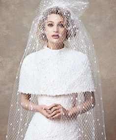 AW Bridal offers wedding veils and other wedding accessories. All styles are chic with good design. Cathedral, long, ivory color, appliques, and rhinestones make the wedding veil unique. Find great and cheap deals now! Perfect Wedding, Dream Wedding, Wedding Day, Wedding Bride, Modest Wedding, Grecian Wedding, Ethereal Wedding, Civil Wedding, Luxury Wedding
