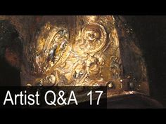 Dark Studios, Drawing with Projectors & more – Ep.17 Oil Painting Q&A with Mark Carder - YouTube
