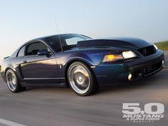 Twin-Turbo Mystichrome SVT Mustang Cobra Terminator