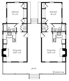 1000 images about dog trot house on pinterest dog trot Dogtrot house plan