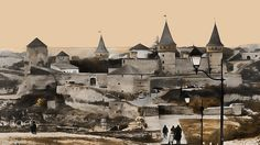 Ukraine. Fortress in Kamenetz-Podolsk by frdmhoqam7