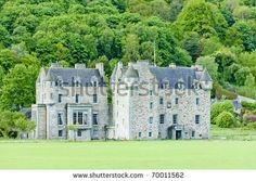 menzies castle in scotland - Google Search