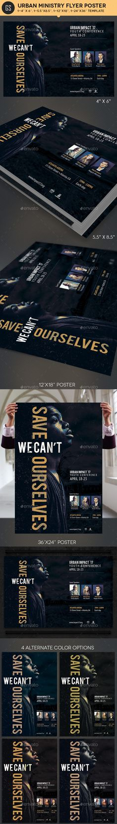 Poor Church Flyer Poster Template Print templates - christian flyer templates