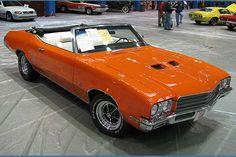 1972 Buick Gran Sport Convertible