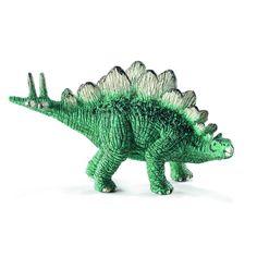 Schleich - Figura Estegosaurio mini (14537): Amazon.es: Juguetes y juegos