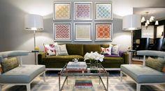 5 ejemplos de decoración de salas para inspirarte