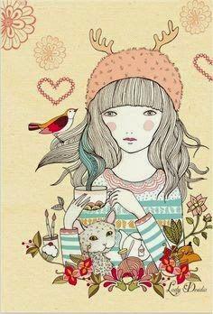 Soloillustratori: Lady Desidia