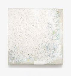 Robert Ryman's Shades of White - The New Yorker A retrospective of his quiet, philosophical work serves as a tacit reproach to today's art-world circus. White On White Painting, White Paint Colors, White Art, The New Yorker, Wassily Kandinsky, Grey Artist, Shades Of Beige, Italian Art, Abstract Art