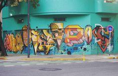 #argentina #buenosaires #streetart #graffiti #streetartbuenosaires #mural #urbanart #urbanwalls #wall #sprayart #art #superman by jc1x7