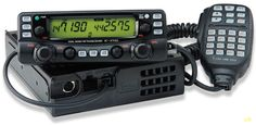 Icom IC-2720H  144/440 MHz Mobile Radio