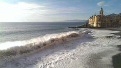 https://flic.kr/p/jzkxcW | Waves. | Camogli, Liguria, Italy | #photography #Flickr
