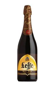Leffe Brune 750 ml, Abbey Dubbel 6.5% AVB (InBev Belgium, Bélgica) [septiembre 2016]