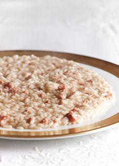 risotto cannella e salame