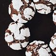 Chocolate Hazelnut Crinkle Cookies - You can substitute pecans or walnuts for the hazelnuts.