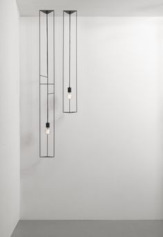 Nora Ness: Lamps from FILD:Archi & Lines.
