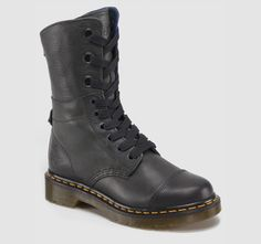 AIMILIE. I have to have these! I'm so glad combat boots are back :)