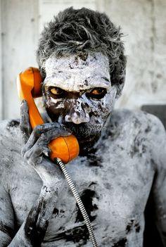 great image of an aboriginal man