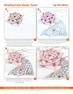 26 best schattieren images on pinterest zentangle zentangle learn how to create great shading with eni okens ebooks enioken doodles zentangleszentangle drawingszentangle patternsdoodle fandeluxe Image collections