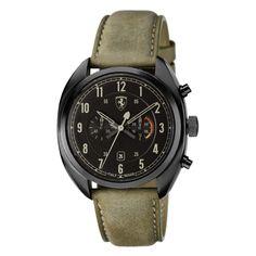 Formula Italia chronograph black/black-beige