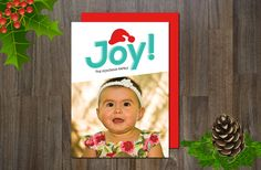 Check out Holiday Photo Card by aticnomar on Creative Market