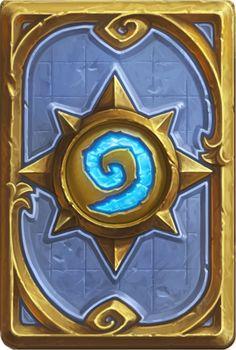 Card Back: Classic Artist: Blizzard Entertainment