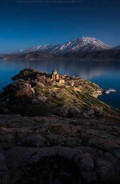 Akdamar island, Turkey