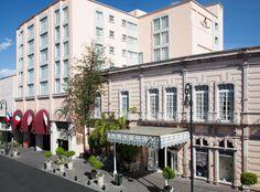 Hotel Francia Aguascalientes - Hotel 4 estrellas