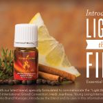 Introducing Light the Fire Essential Oil Blend!  For more information www.awakenyoursenses.com