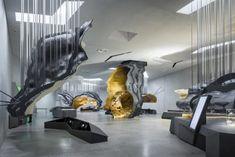 10 Lascaux Iv Exhibition Design Ideas Exhibition Design Cave Paintings Architecture