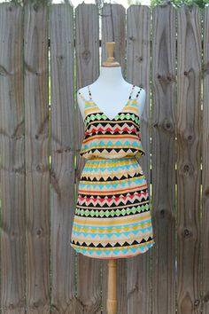 Fiesta Party Dress - a la mode Boutique. www.alamode-boutique.com