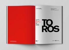 Toros. Exhibition on Behance