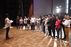 Audiciones de la Convocatoria Con la Danza más Desarrollo en la provincia de Jujuy. http://www.desarrollosocial.gob.ar/convocatoriadanza/2295