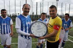 Kdz. Ereğli Belediyesi futbol turnuvasında kupayı zabıta aldı