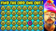 find the odd emoji out, odd emoji out, emoji puzzles, odd one out, for kids, spot the difference, find the difference, brain teasers, brain games, puzzles, photo puzzle, picture puzzle, jigsaw puzzle, puzzles for kids, riddles, riddles for kids, emoji, emojis, hidden objects, child friendly, child friendly entertainment, children friendly videos, kid friendly youtube, kid friendly videos, family friendly, children youtube, youtube videos for kids, youtube kids, Detormentis, Emoji Puzzle, Youtube Videos For Kids, The Odd Ones Out, Picture Puzzles, Hidden Objects, Indoor Activities For Kids, Child Friendly, Brain Games, Youtube Youtube