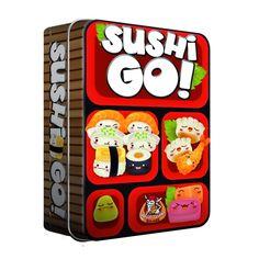 Sushi Go!  8+