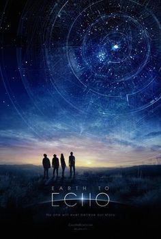 Постер фильма Внеземное эхо (2014)