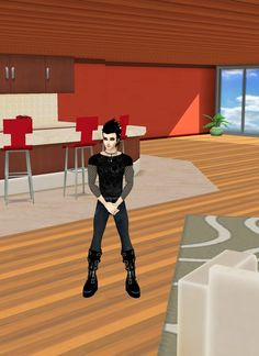 Captured Inside IMVU - Join the Fun!