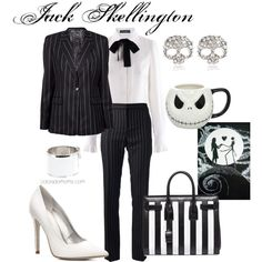 Disney Fashion - Jack Skellington
