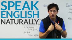 Speak English naturally by using filler phrases · engVid Learn English Speaking, English Class, English Grammar, English Language, Japanese Language, Teaching French, Teaching Spanish, Teaching English, English Teachers
