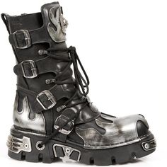 I love these New Rock boots!